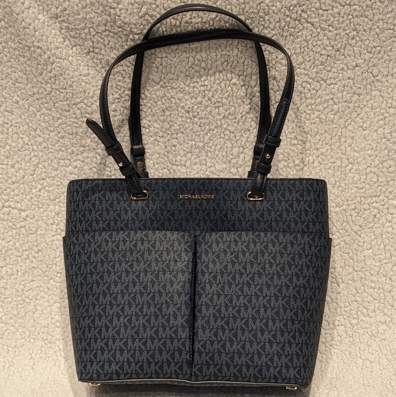 Michael Kor Bedford Pebbled Leather tote